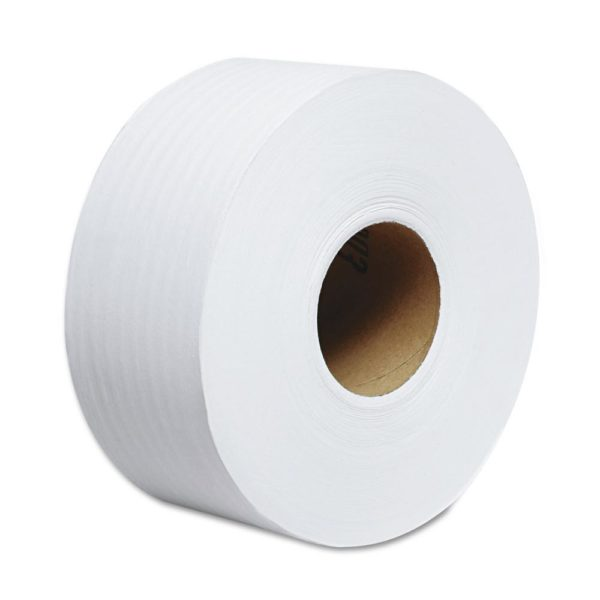 Туалетная бумага Джамбо, 2 слоя, 100 метров