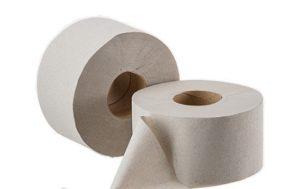 Туалетная бумага Джамбо, 1 слой, 100 метров