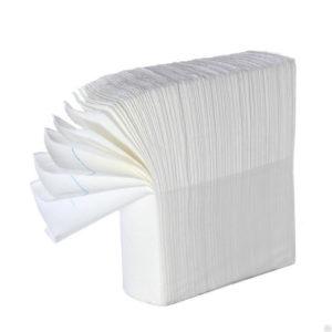 Бумажные салфетки для диспенсеров, белые, 1500 шт.