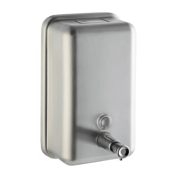Металлический дозатор жидкого мыла, арт.3010