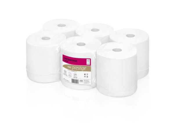 Бумажные полотенца в рулоне WEPA, 150 метров