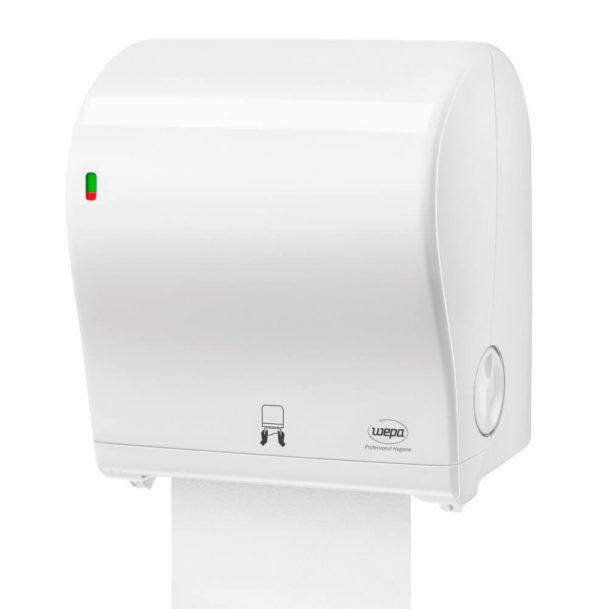 Полуавтоматический держатель бумажных полотенец, WEPA арт.331520