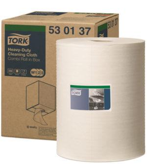Нетканный материал повышенной прочности в рулоне TORK
