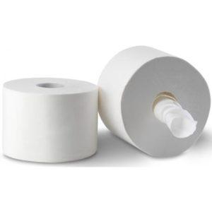 Туалетная бумага с центральной вытяжкой WEPA, 125 метров