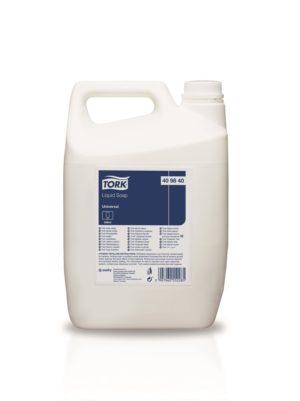 Жидкое мыло-крем Tork, в канистре, 5 литров