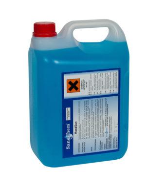 Дезинфицирующее средство для рук (антисептик) HANDSAN, 5 литров