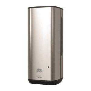 Сенсорный дозатор мыла-пены, металлический, TORK арт.460009