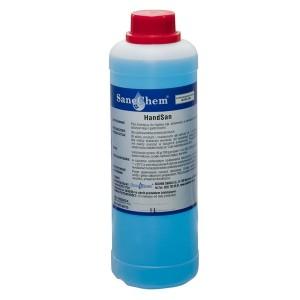 Дезинфицирующее средство для рук (антисептик) HANDSAN, 1 литр