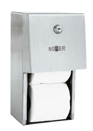 Металлический держатель бытовой туалетной бумаги NOFER