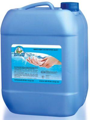 Жидкое мыло BALU, косметическое, 5 литров