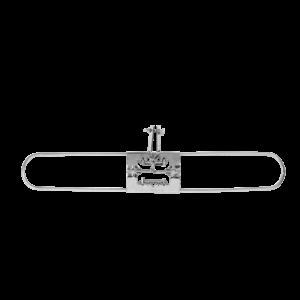 Держатель мопа для швабры, с карманами, VDM 4041М, (Италия)