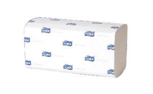 Бумажные полотенца TORK, Z сложение, 2 слоя, 136 листов