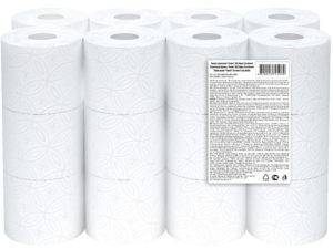 Туалетная бумага FESKO в стандартных рулонах Standart