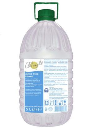Мыло-пена Helper Professional, 5 литров