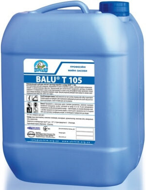Средство для чистки и ухода изделий из кожи BALU Т 105, 1 литр