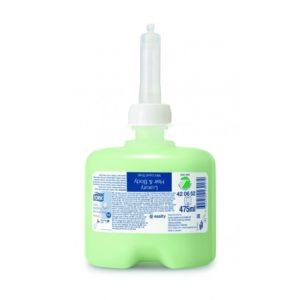 Жидкое мыло-шампунь для тела и волос, в картридже Tork, 500 мл