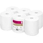 Бумажные полотенца рулонные