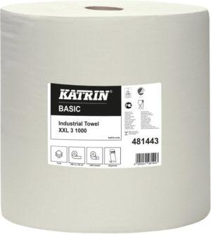 Бумажный протирочный материал KATRIN, арт.481443