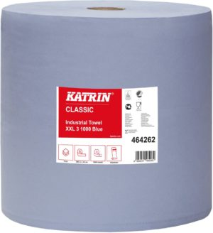 Бумажный протирочный материал KATRIN, арт.464262